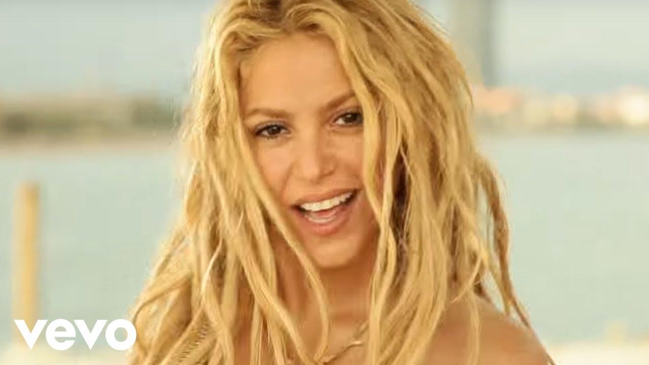 Shakira   Loca Spanish Version ft El Cata 1280x720