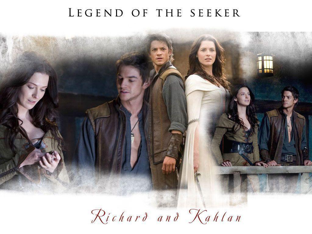 Legend Of The Seeker Wallpapers 1024x768