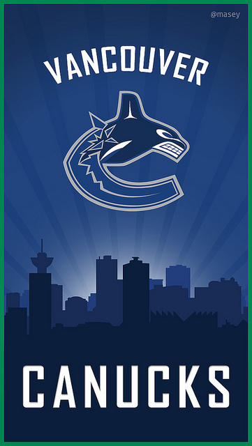10 Vancouver Canucks Desktop iOS Wallpapers for True Fans 361x640