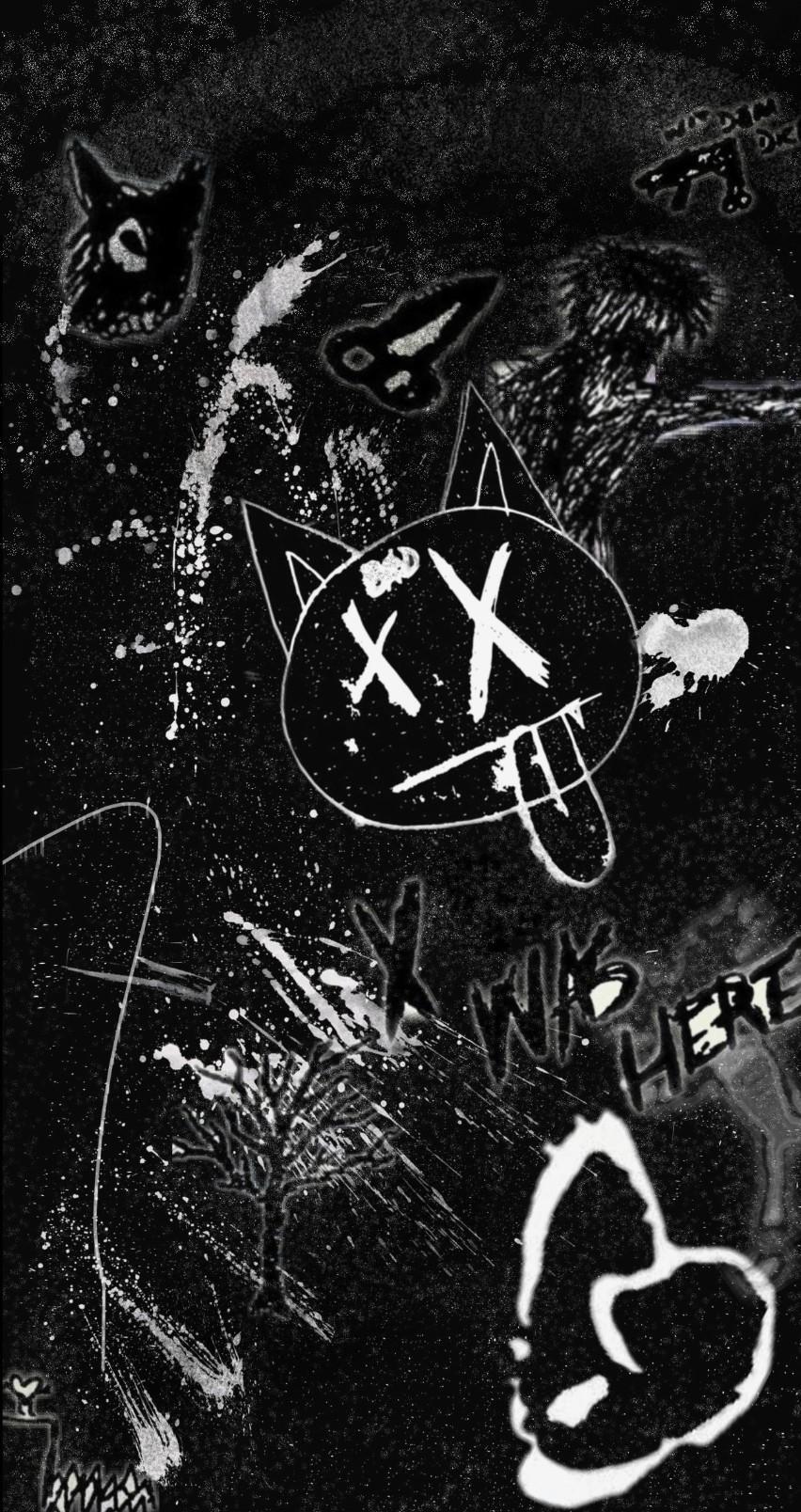 XXXTentacion Album Wallpapers   Top XXXTentacion Album 852x1608