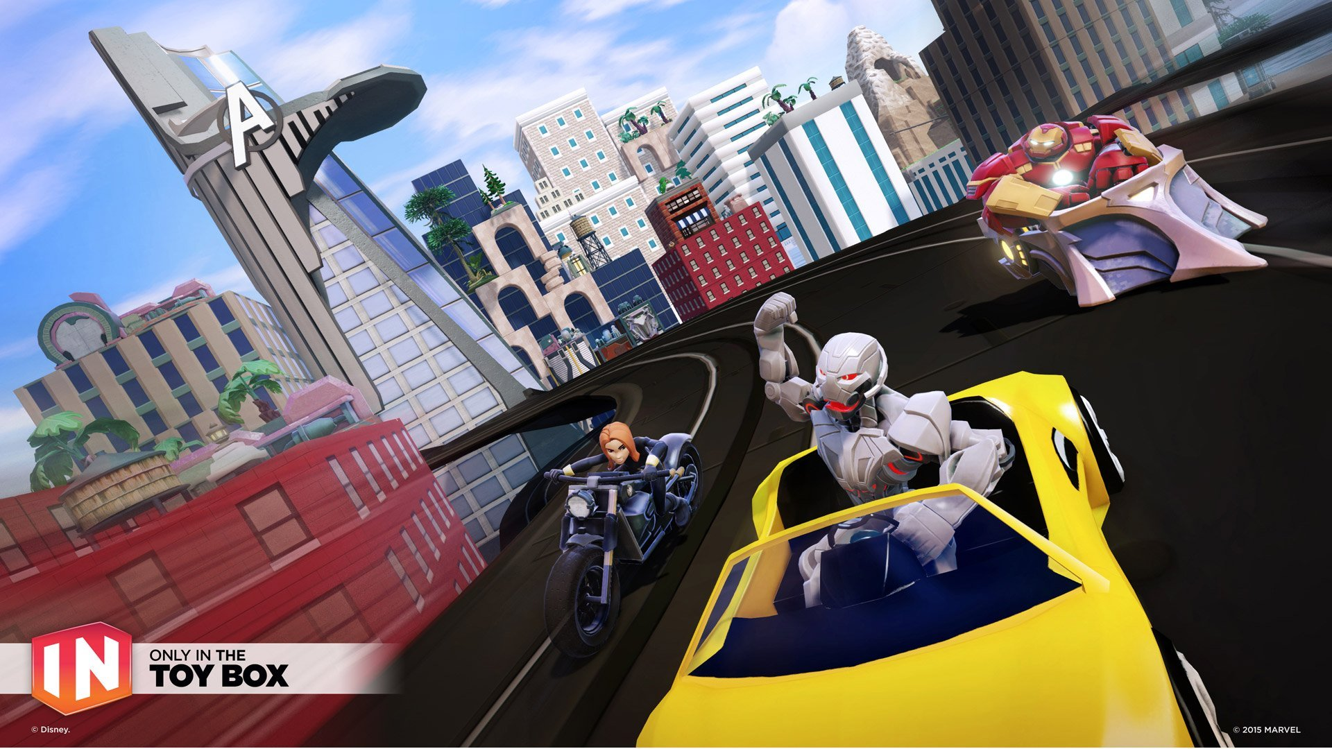 Disney Infinity 30   Imgenes juego XOne   3DJuegos 1920x1080