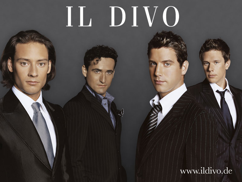 Free Download Il Divo Music 800x600 For Your Desktop