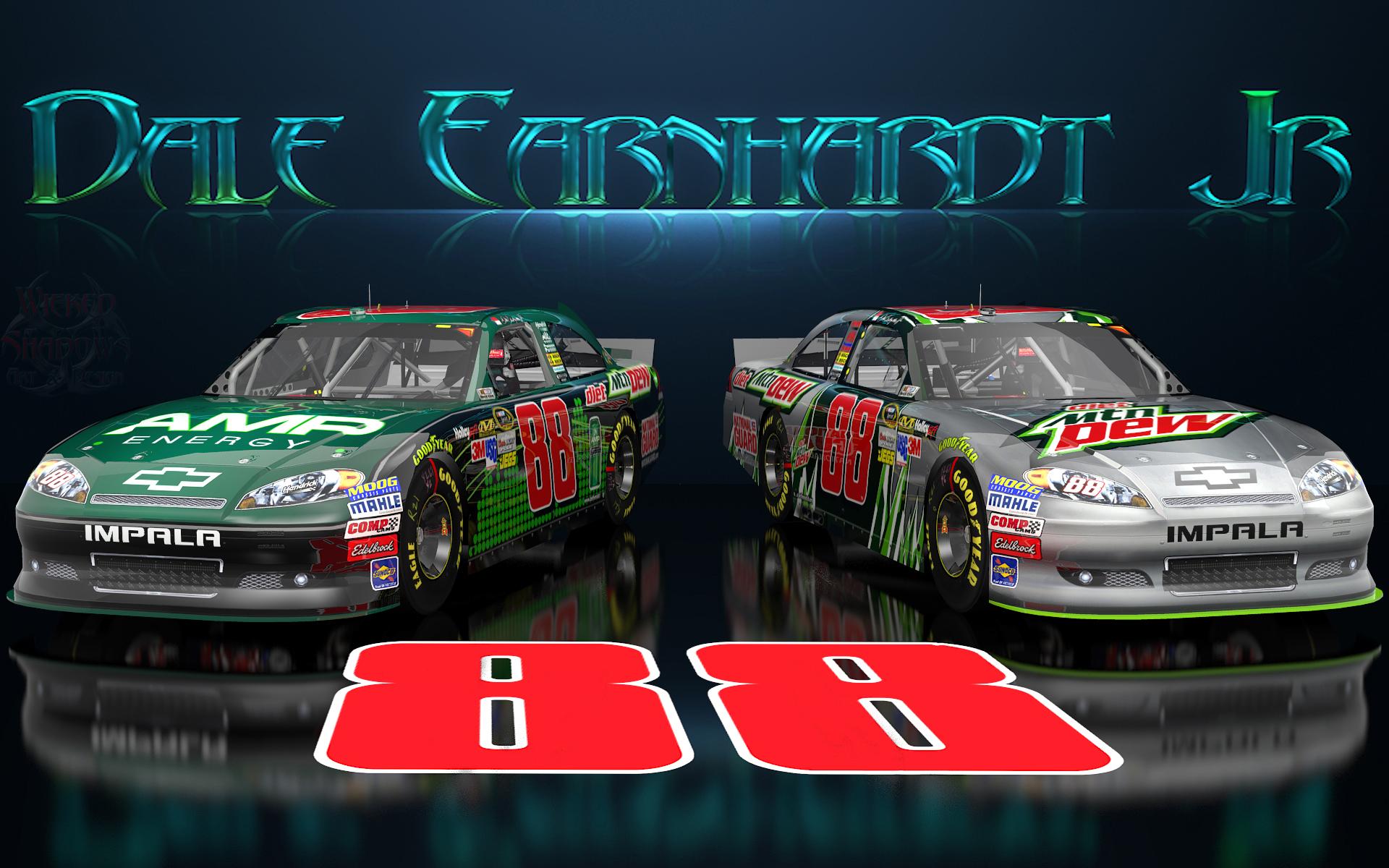 Dale Earnhardt Jr Dale Earnhardt Jr Wicked Text Amp Diet Dew Wallpaper 1920x1200