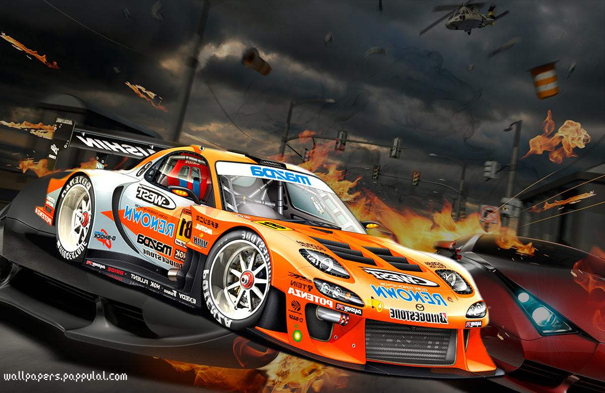 Racing Car Wallpapers Wallpapersafari