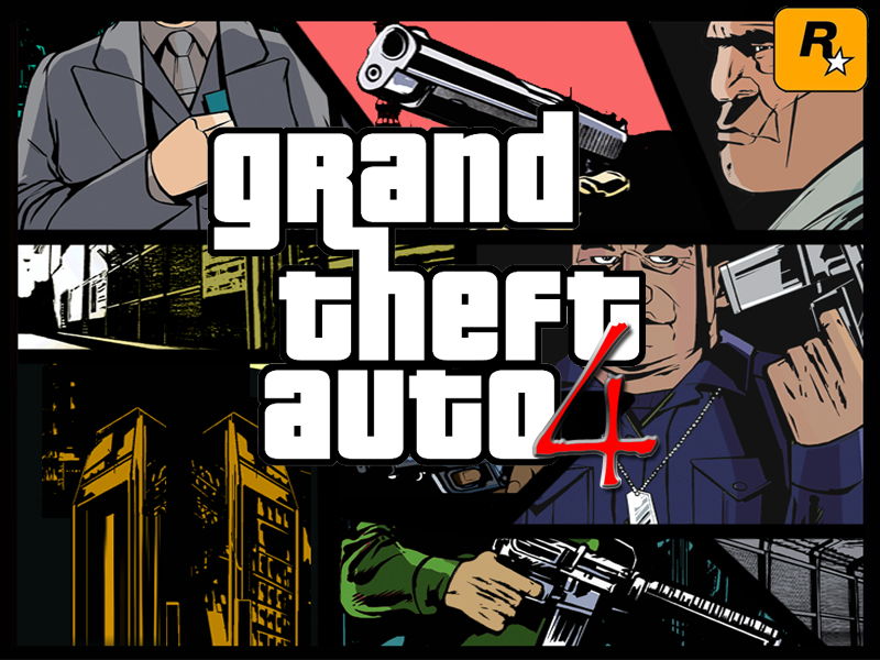 The GTA Place   GTA IV Wallpapers 800x600