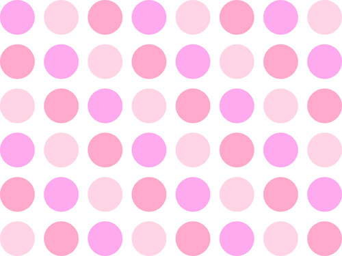 Pink polka dot background Flickr   Photo Sharing 500x375