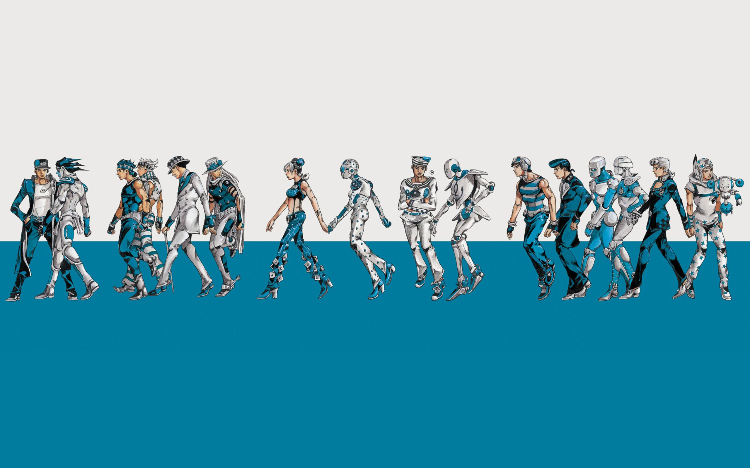 JoJo Wallpaper Dump Part 9 The One That Doesnt Exist Yet   Album 2560x1600