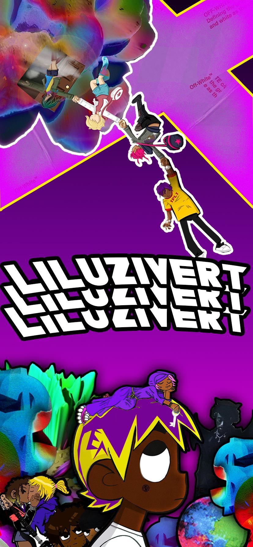 LIL UZI VERT IPHONE WALLPAPER liluzivert 828x1792
