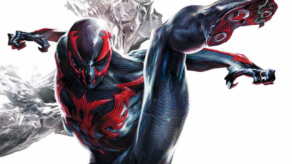 Spider Man 2099 HD Wallpaper - WallpaperSafari
