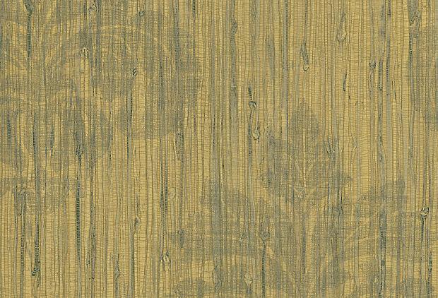 Chic Grasscloth Damask Wood Make an Entrance One Kings Lane 620x422