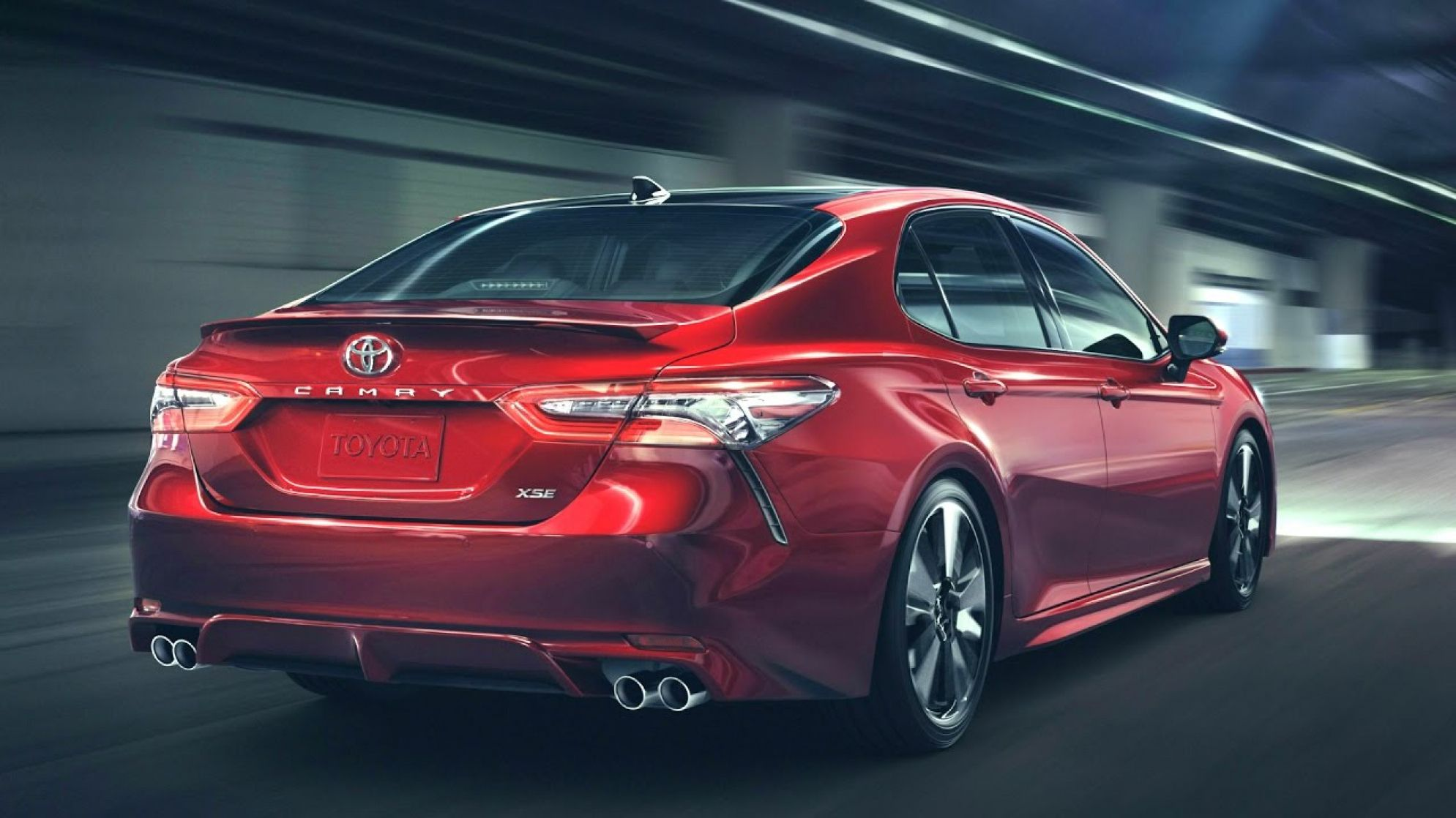 2018 Toyota Camry Exterior Android Wallpaper Graphics Toyota 1989x1118