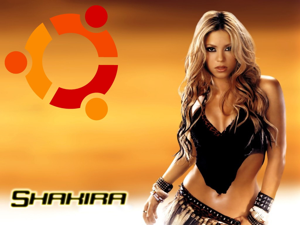 Some Hot Ubuntu Girl HD Wallpapers