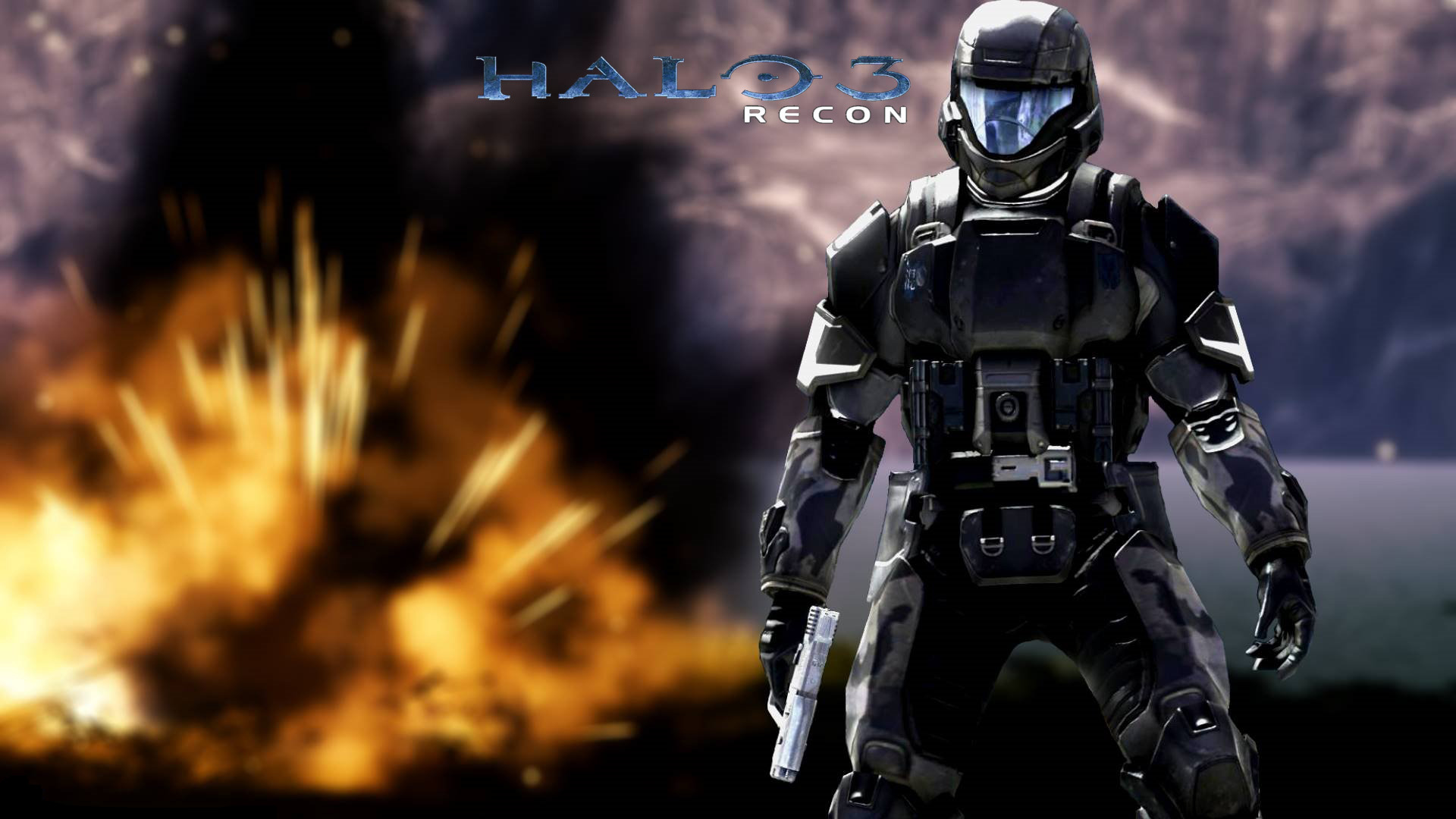 Halo 3 Wallpapers 1920x1080