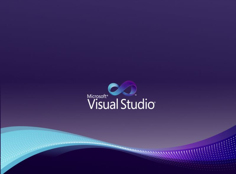 Visual Studio 2010 wallpaper 799x588