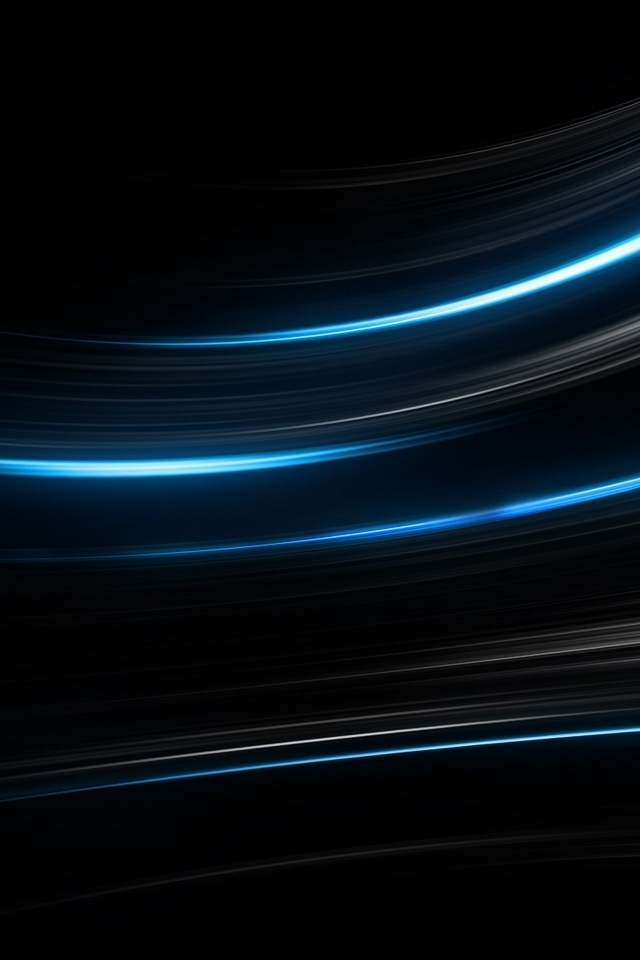 Abstract Curve Simply beautiful iPhone wallpapers 640x960
