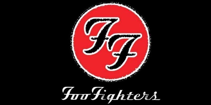Foo Fighters Wallpaper logojpg 800x400
