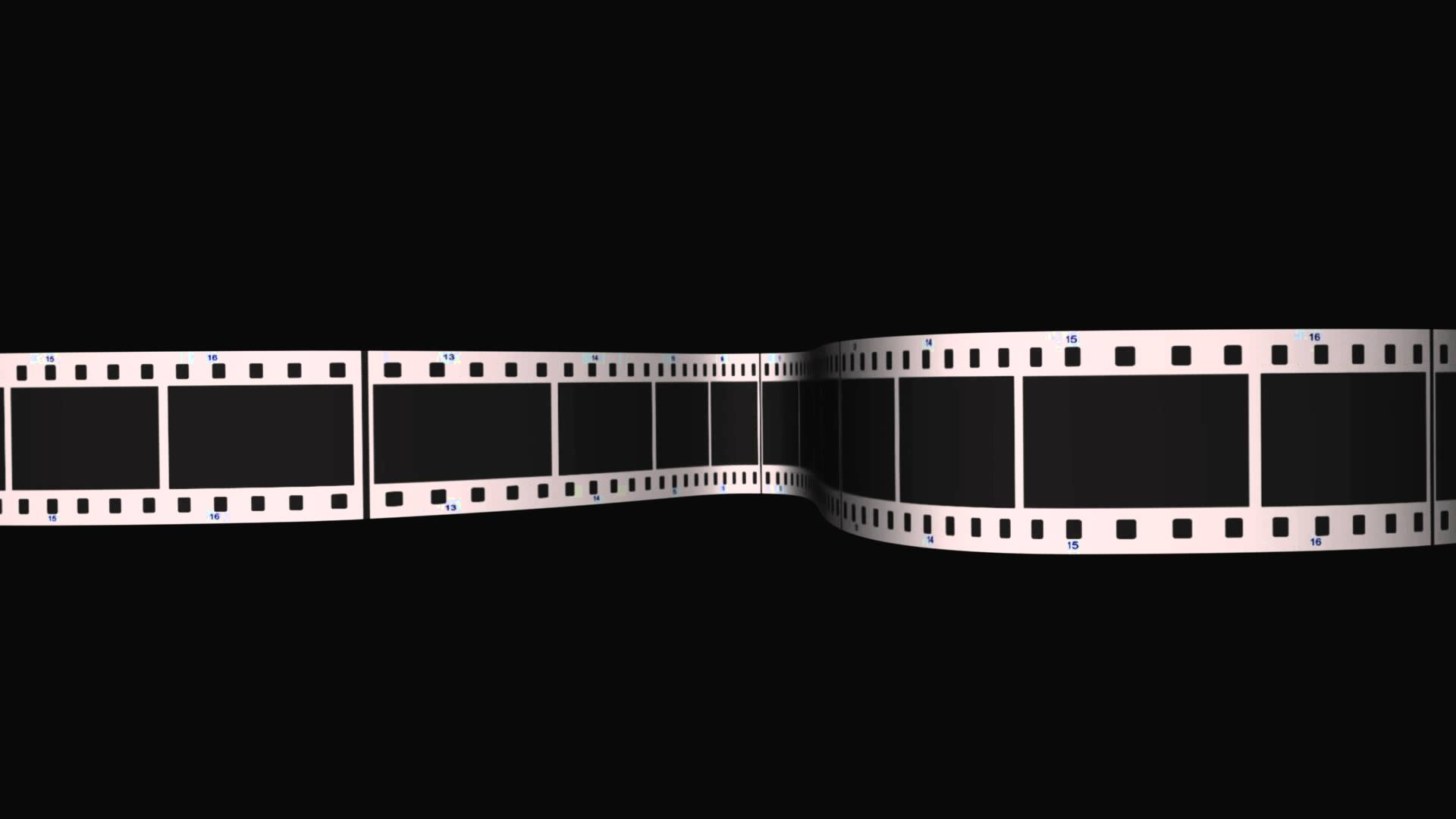 Video Download   35mm Film Reel Background   Animated Loop 1920x1080