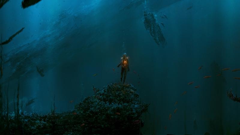 blue ocean fish coral 1920x1080 wallpaper Nature Oceans HD Desktop 800x450