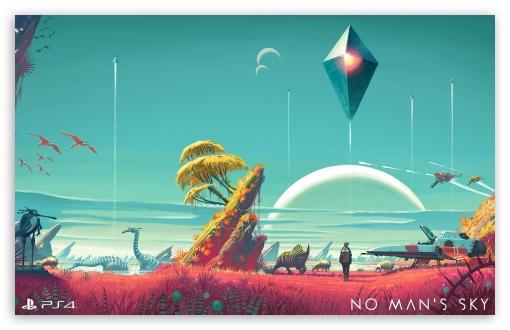 46 No Mans Sky Desktop Wallpaper On Wallpapersafari