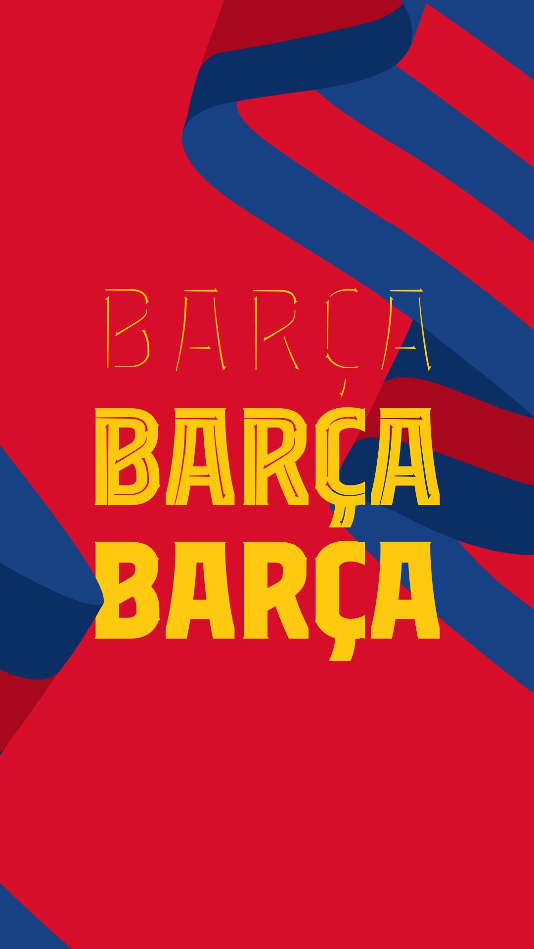 FC BARCELONA WALLPAPER 2021 4K by SelvedinFCB 1080x1920