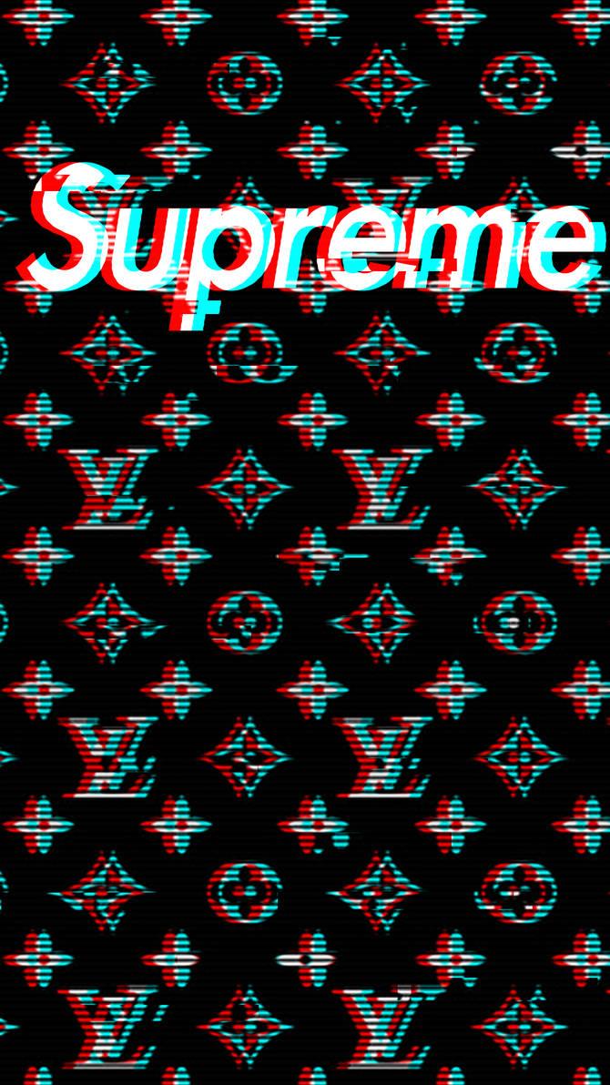 24 Supreme Lv Wallpapers On Wallpapersafari