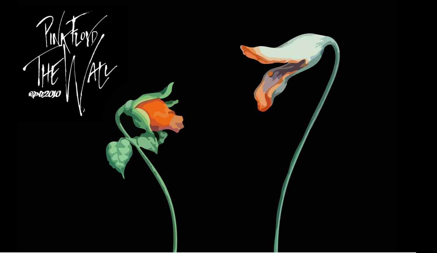 Wallpapers   Pink Floyd The Flowers wallpaper 1400x812