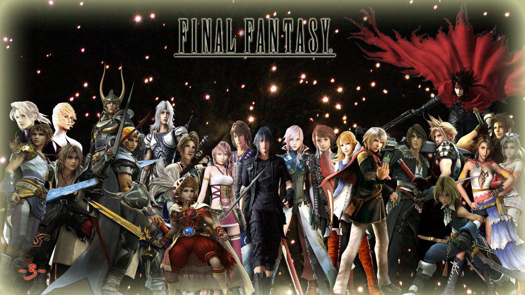 Final Fantasy Vi Wallpaper - WallpaperSafari
