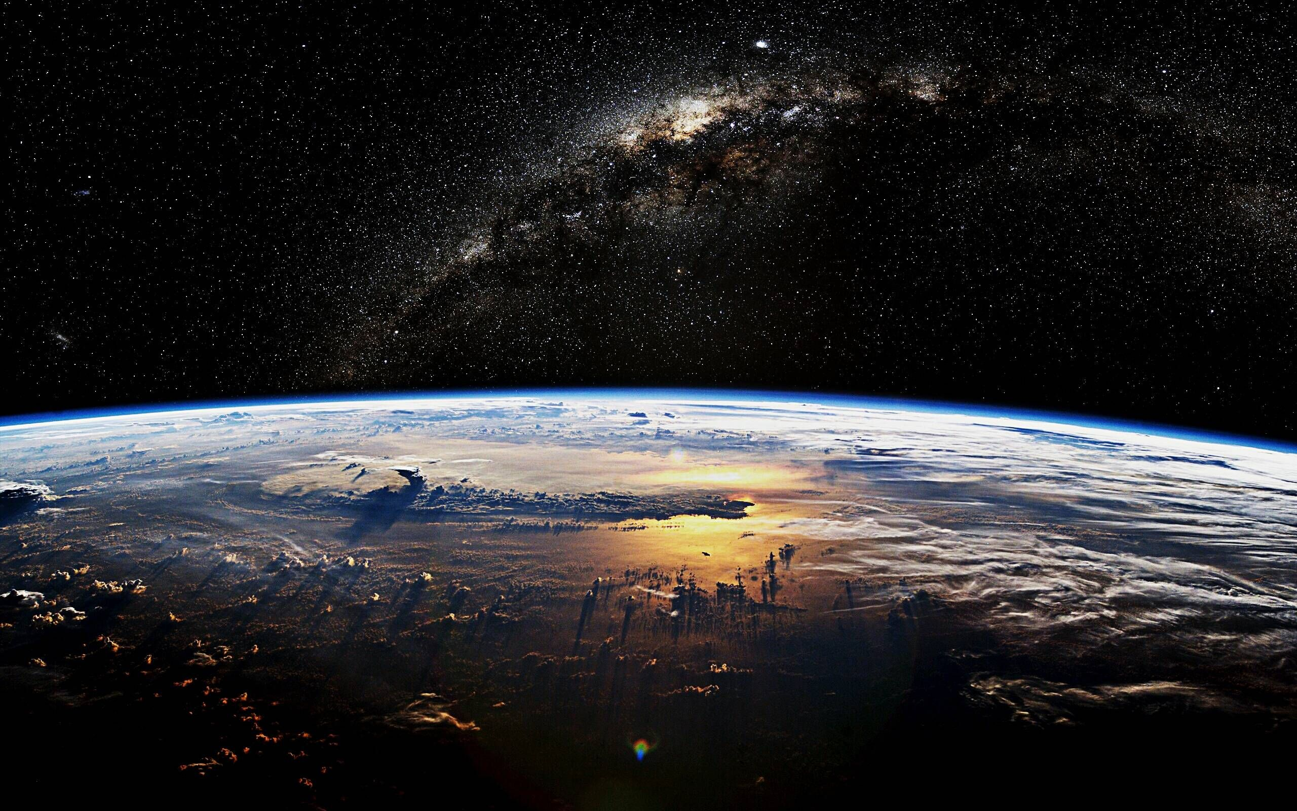 Earths Terminator Wallpaper earth Earth pictures Earth from space 2560x1600