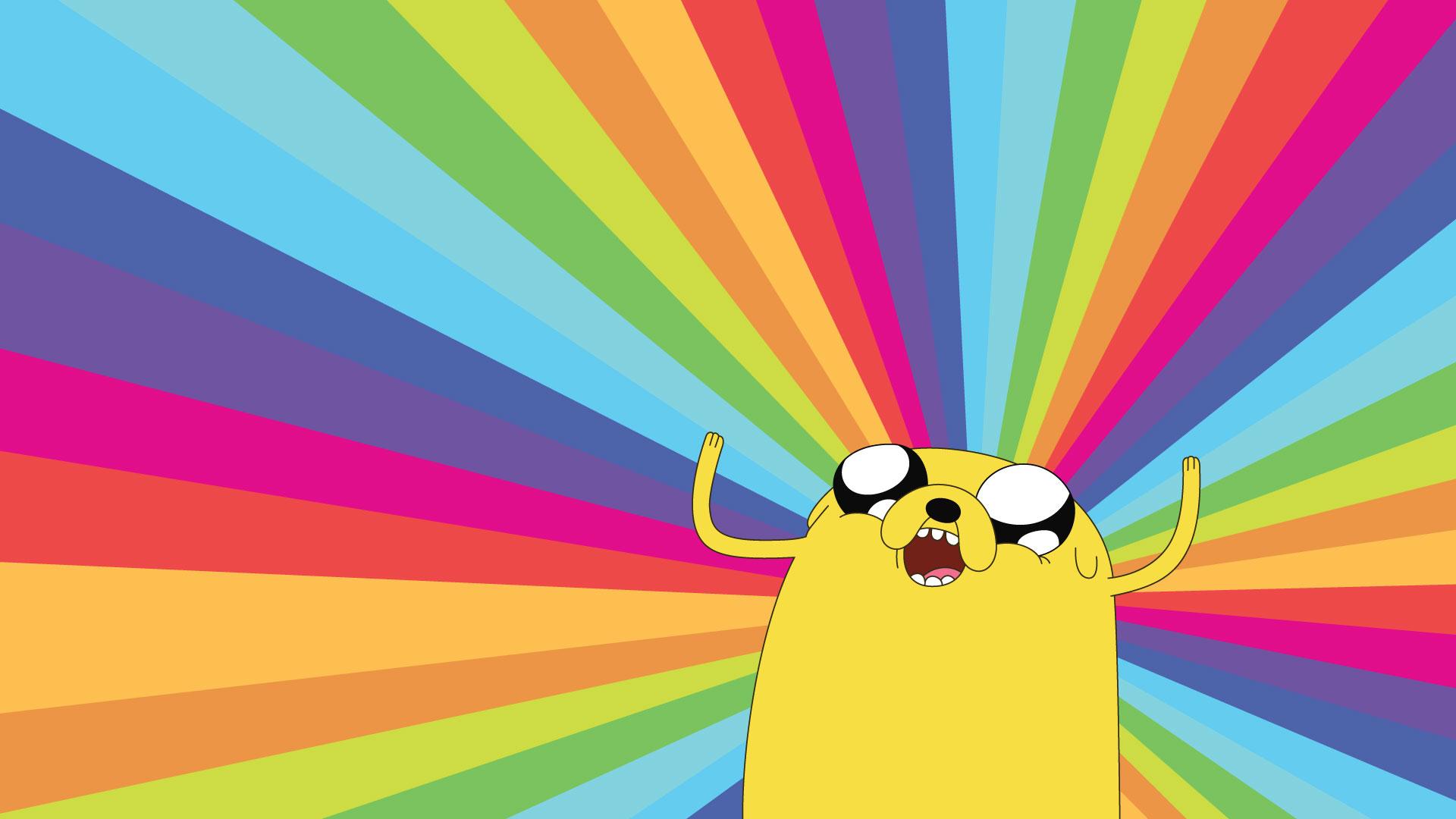 Rainbow Jake HD Wallpaper 1920x1080 ID46559   WallpaperVortexcom 1920x1080