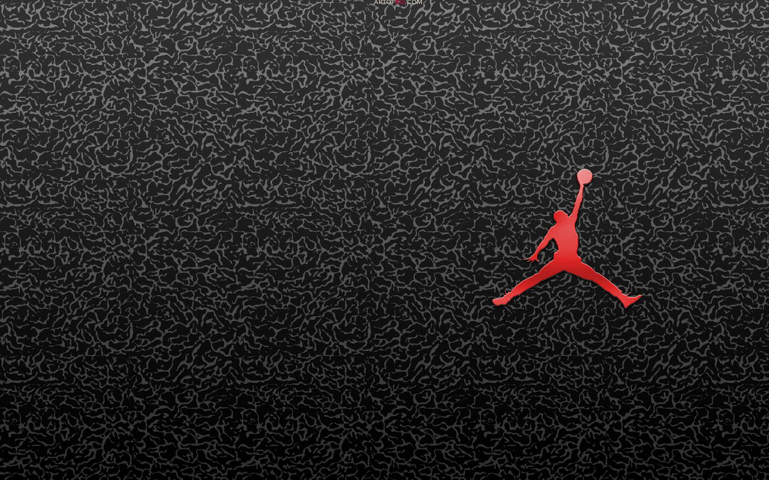 Jordan Logo Wallpaper HD 2560x1600