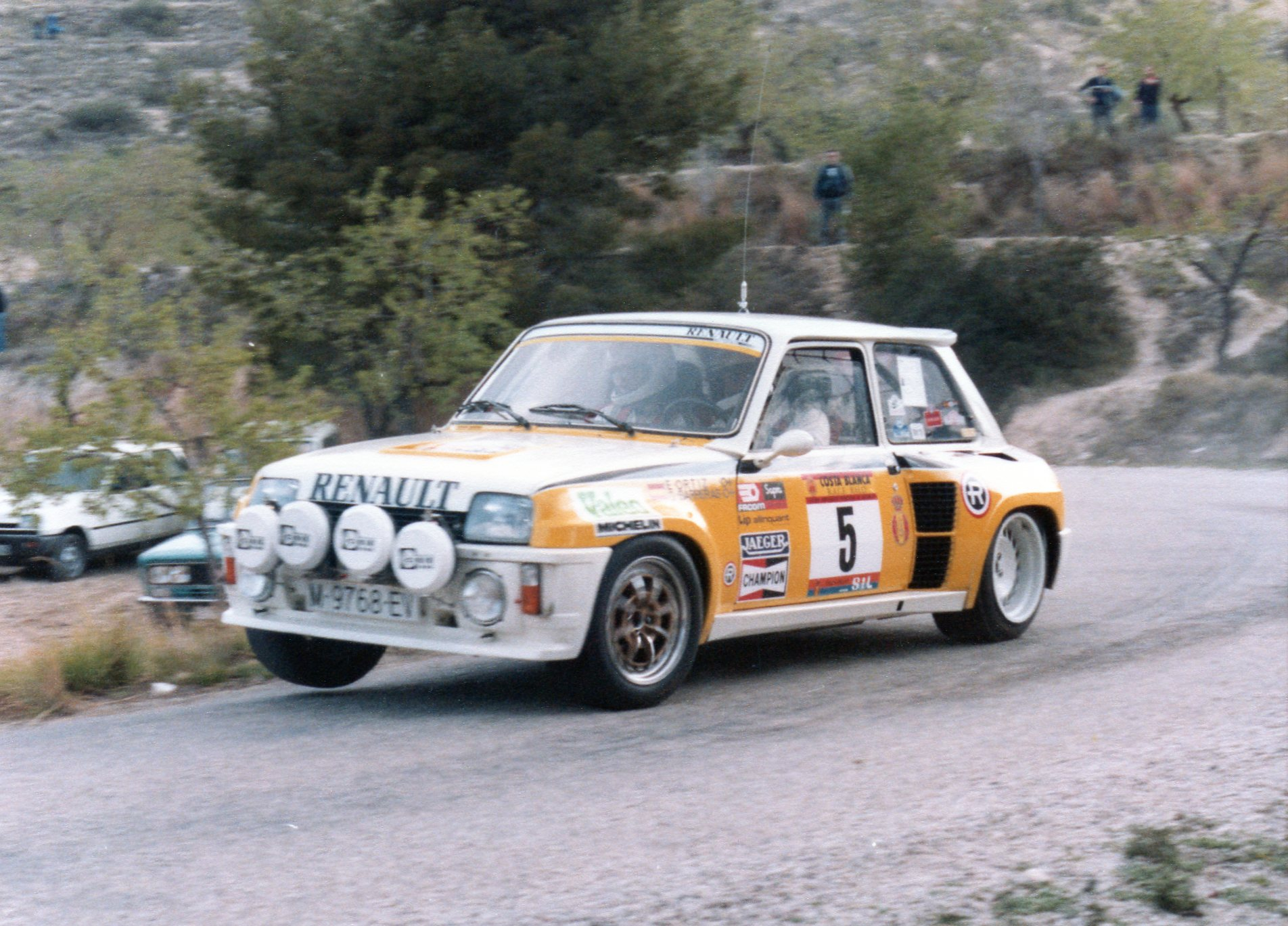 Renault R5 Turbo   Group B Rally Hi Res Car Wallpapers Pinterest 1904x1368