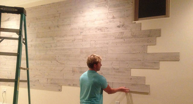 Framed Wallpaper Headboard