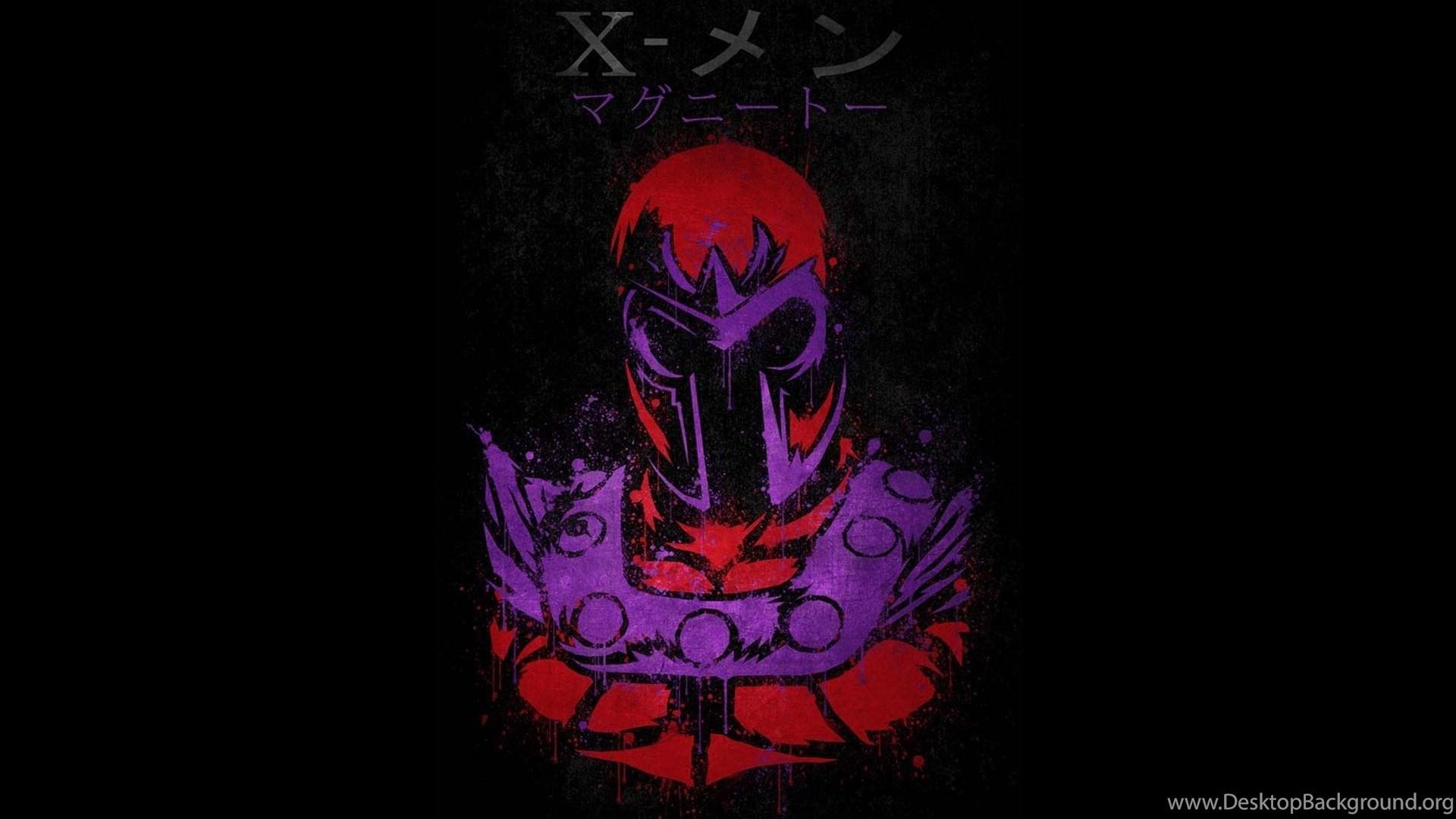 Magneto Marvel Comics X men Black Backgrounds Wallpapers Desktop 1920x1080