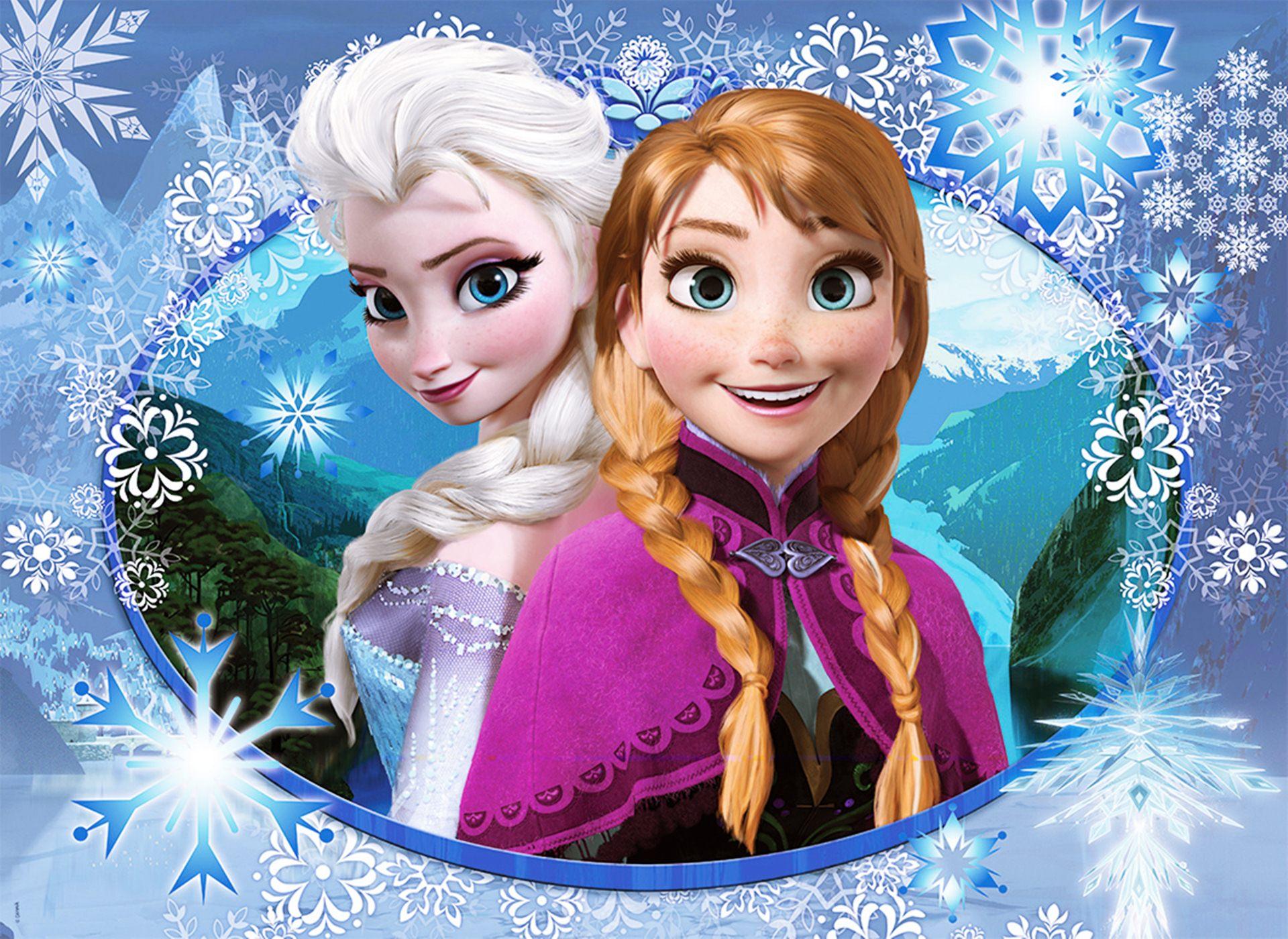 Wallpaper Frozen Elsa - WallpaperSafari