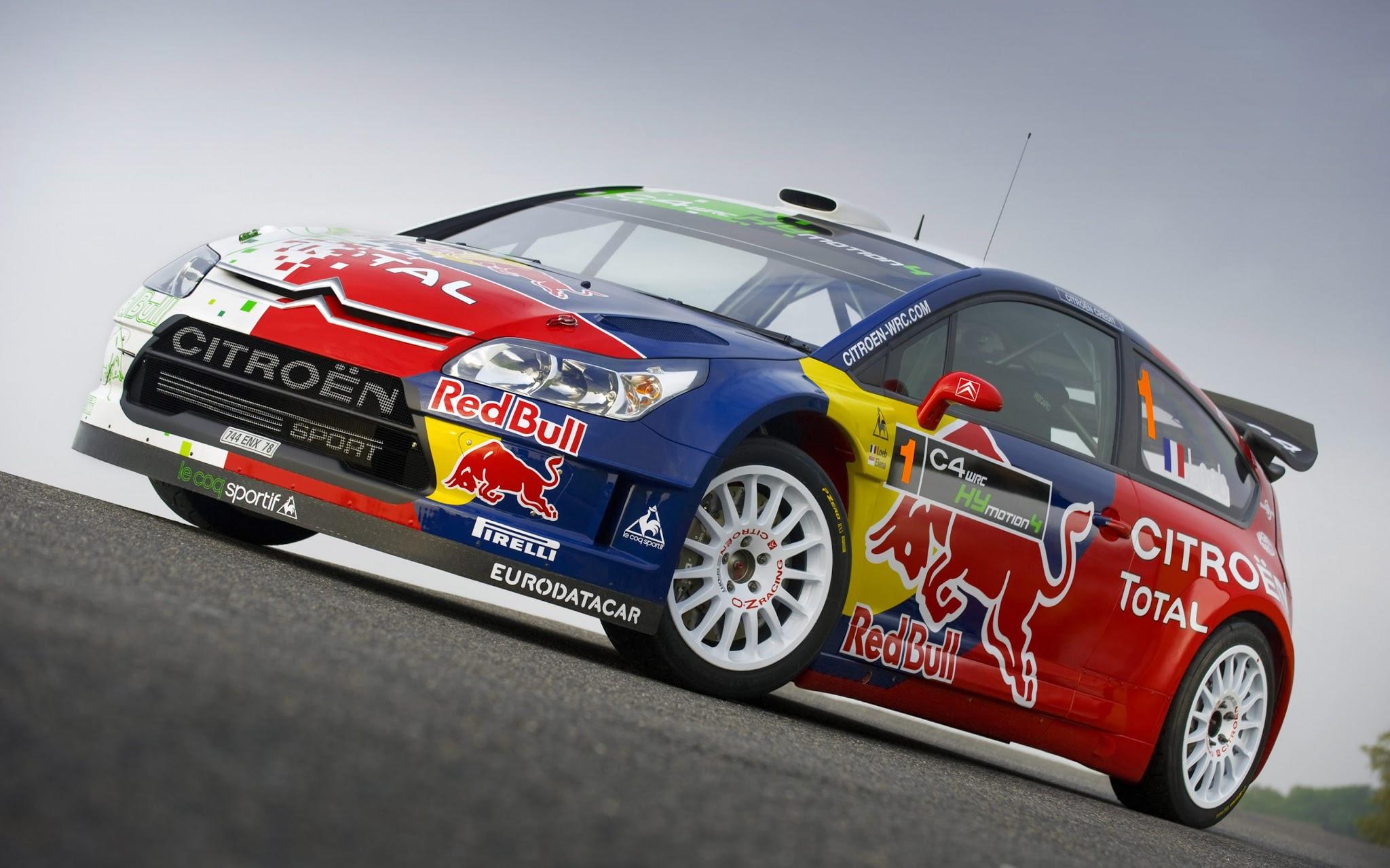 HD Rally Car Wallpaper - WallpaperSafari