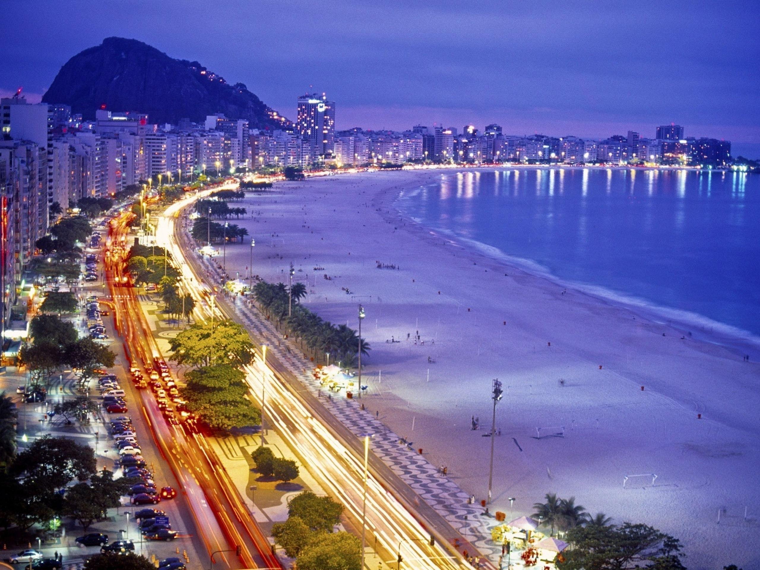 Pics Photos   Rio De Janeiro Brazil Hd Desktop Background 2560x1920
