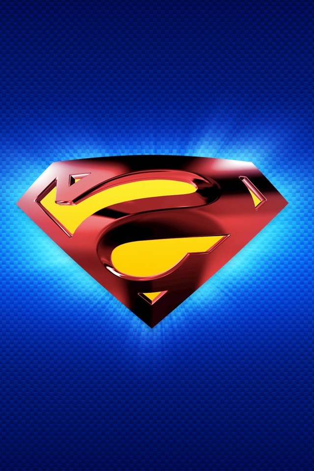 Superman iPhone HD Wallpaper iPhone HD Wallpaper download iPhone 640x960