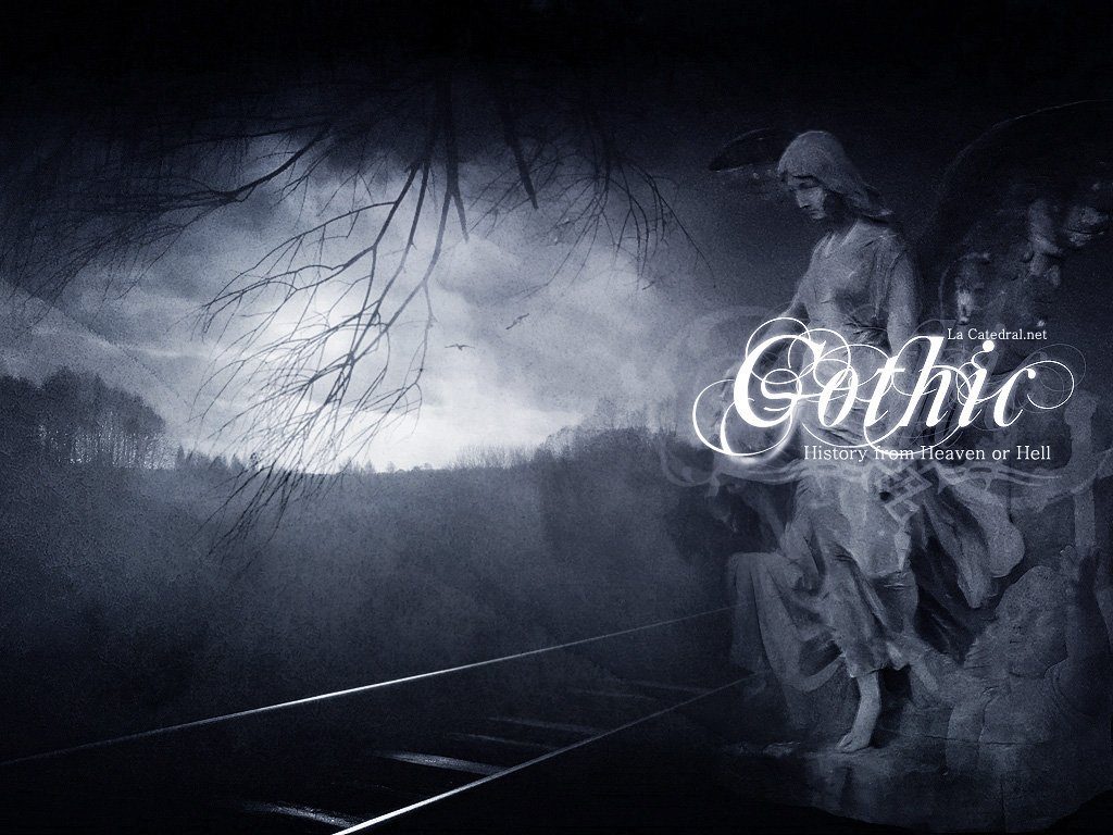 Dark Wallpapers Gothic Wallpapers 1024x768