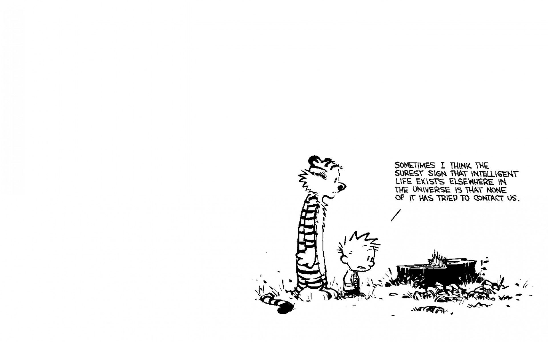 Calvin and Hobbes Wallpaper 1920x1080 72 images 1920x1200