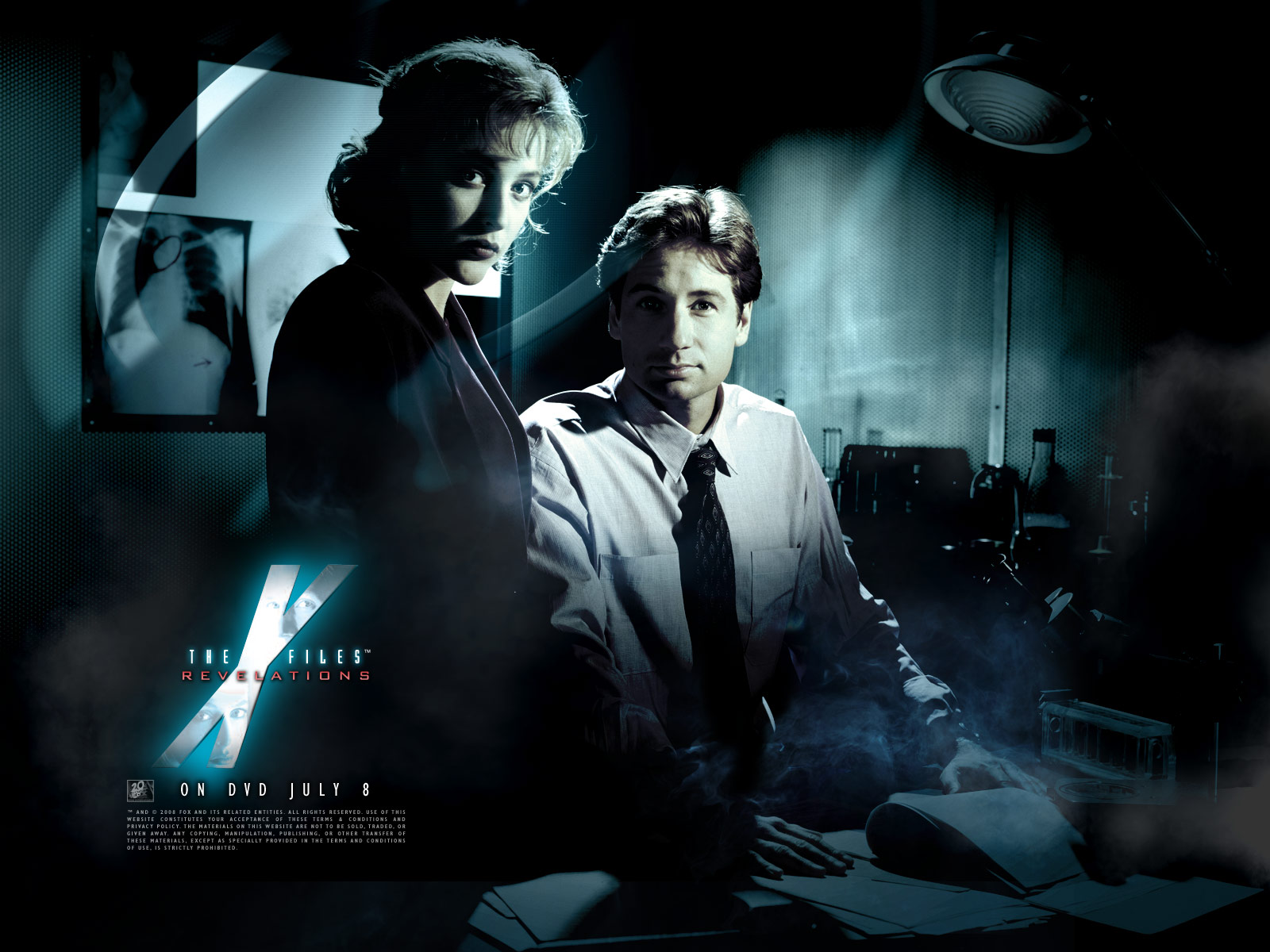 The X Files HD Wallpapers for desktop download 1600x1200
