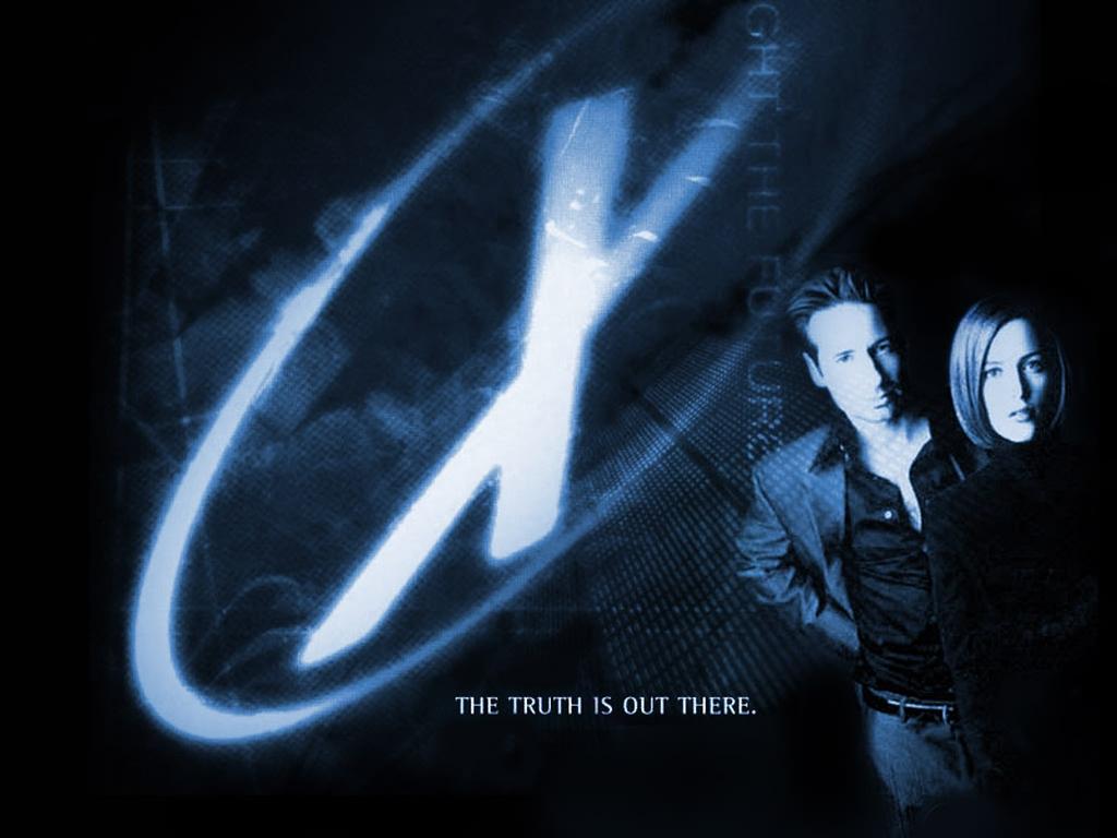 The X Files   The X Files Wallpaper 25080858 1024x768