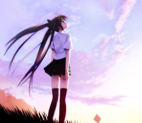 40 Beautiful MangaAnime Wallpapers For iPhone Backgrounds Modny73 550x476