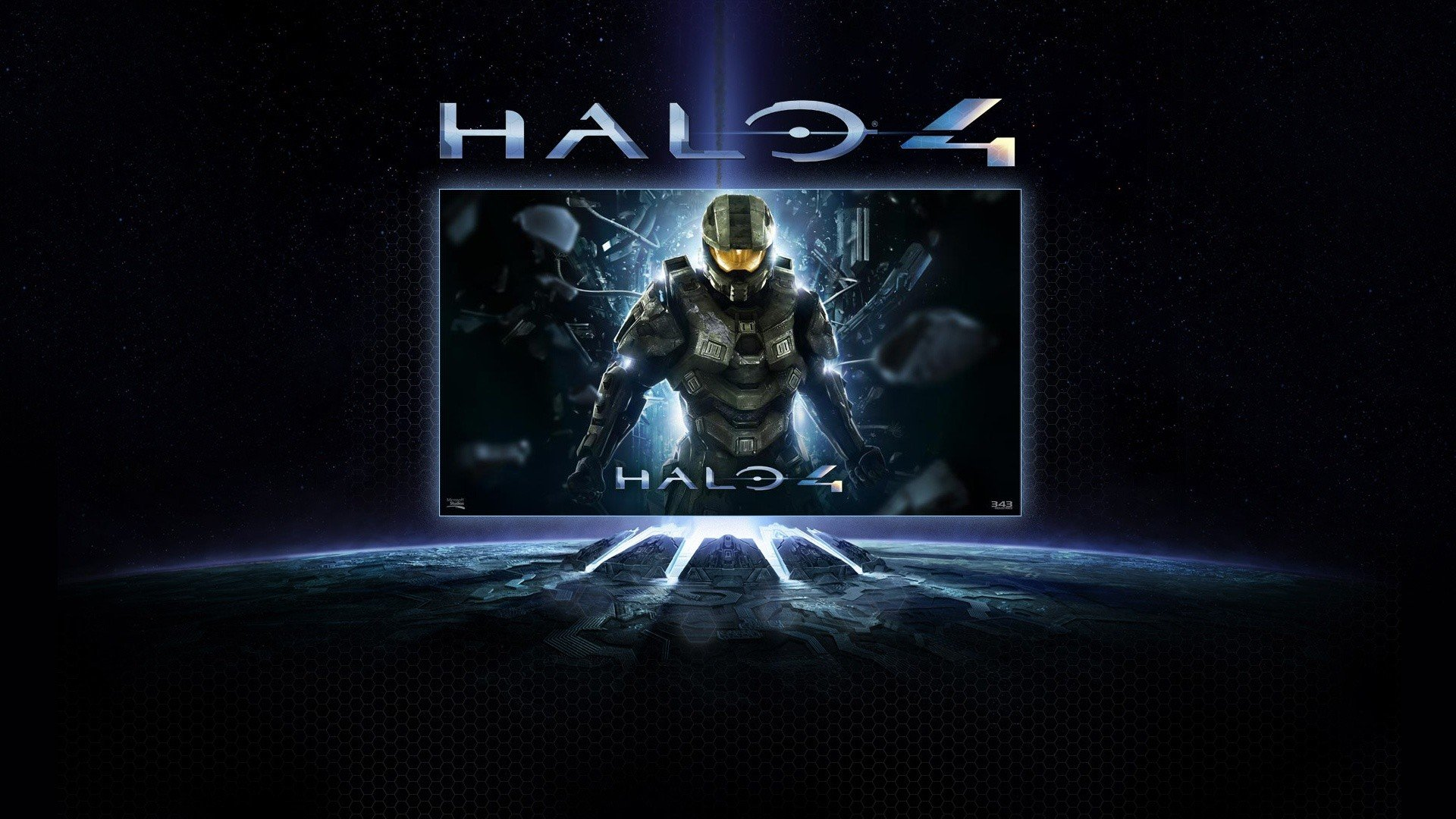 Wallpaper Halo 4 iPhone Wallpaper Halo 4 Android Wallpaper Halo 4 1920x1080