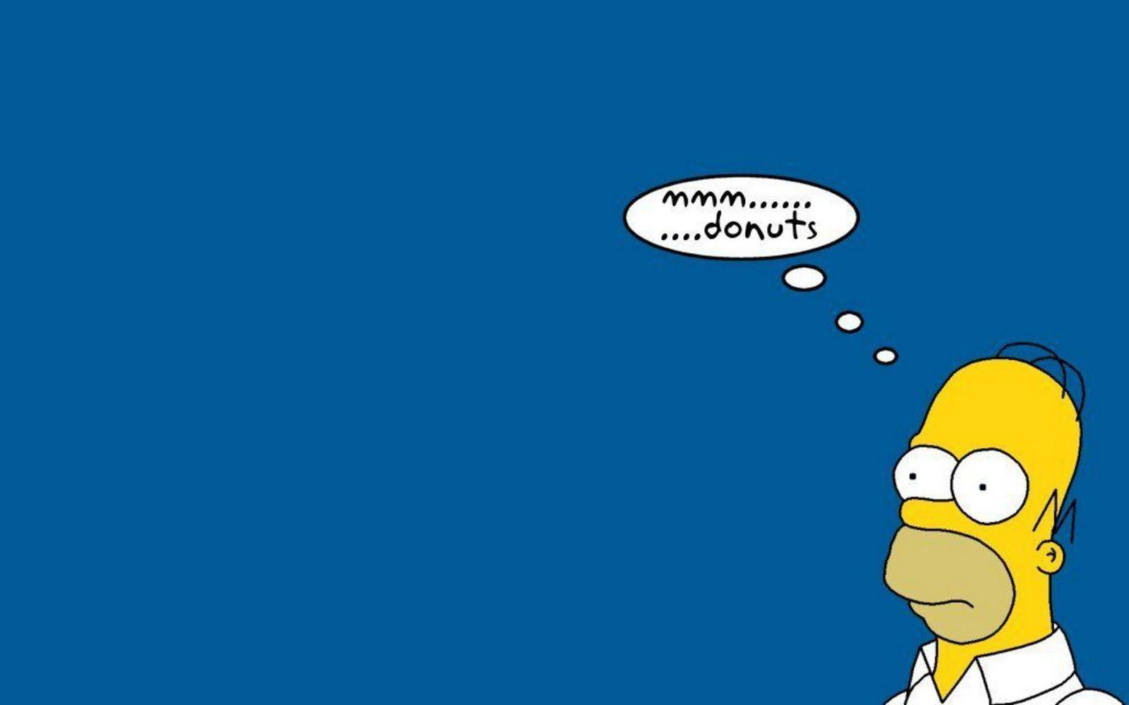The Simpsons Wallpapers HD 1600x1000