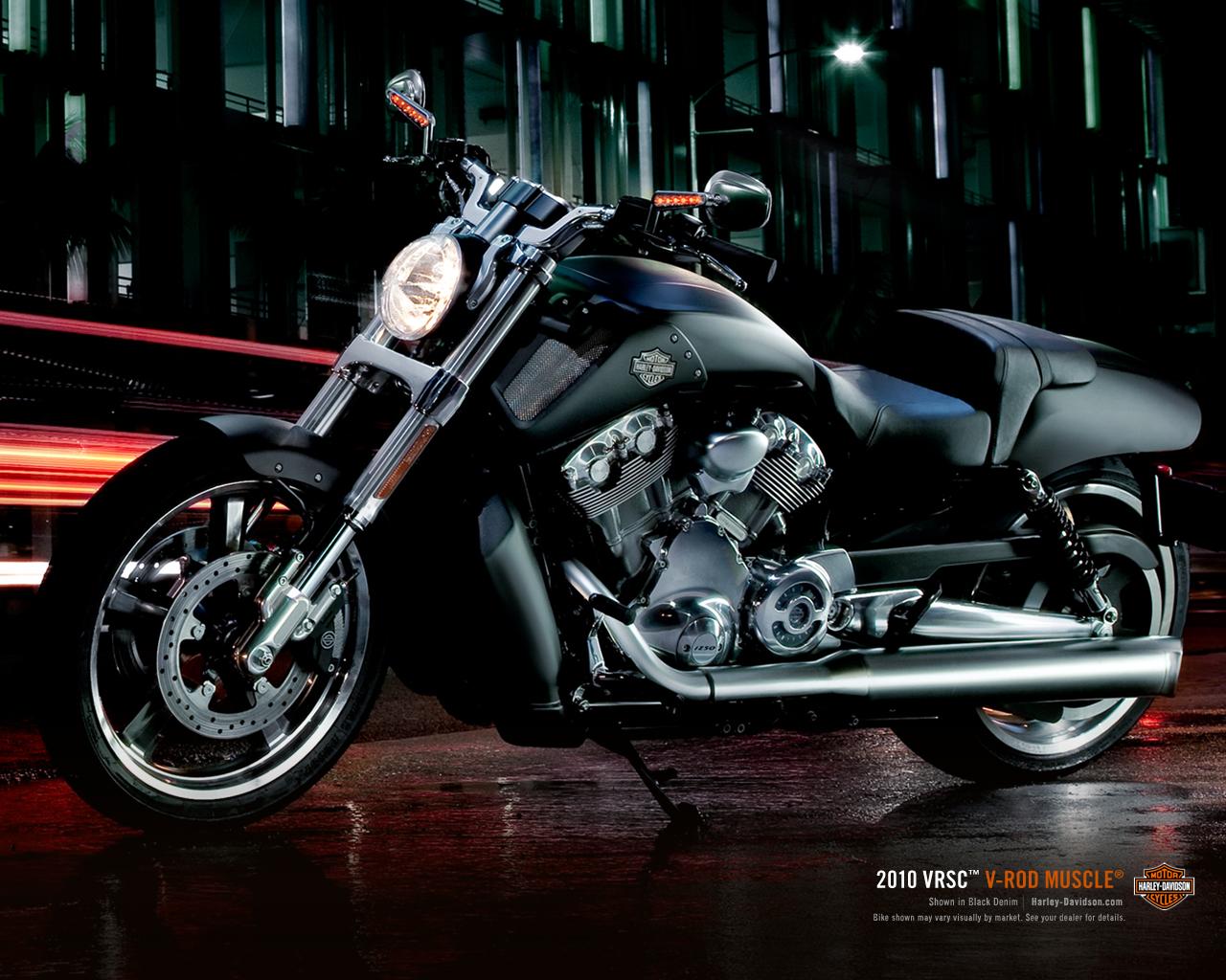 HD V Rod Suzuki Intruder M1800R Honda VTX Concept bike 1280x1024