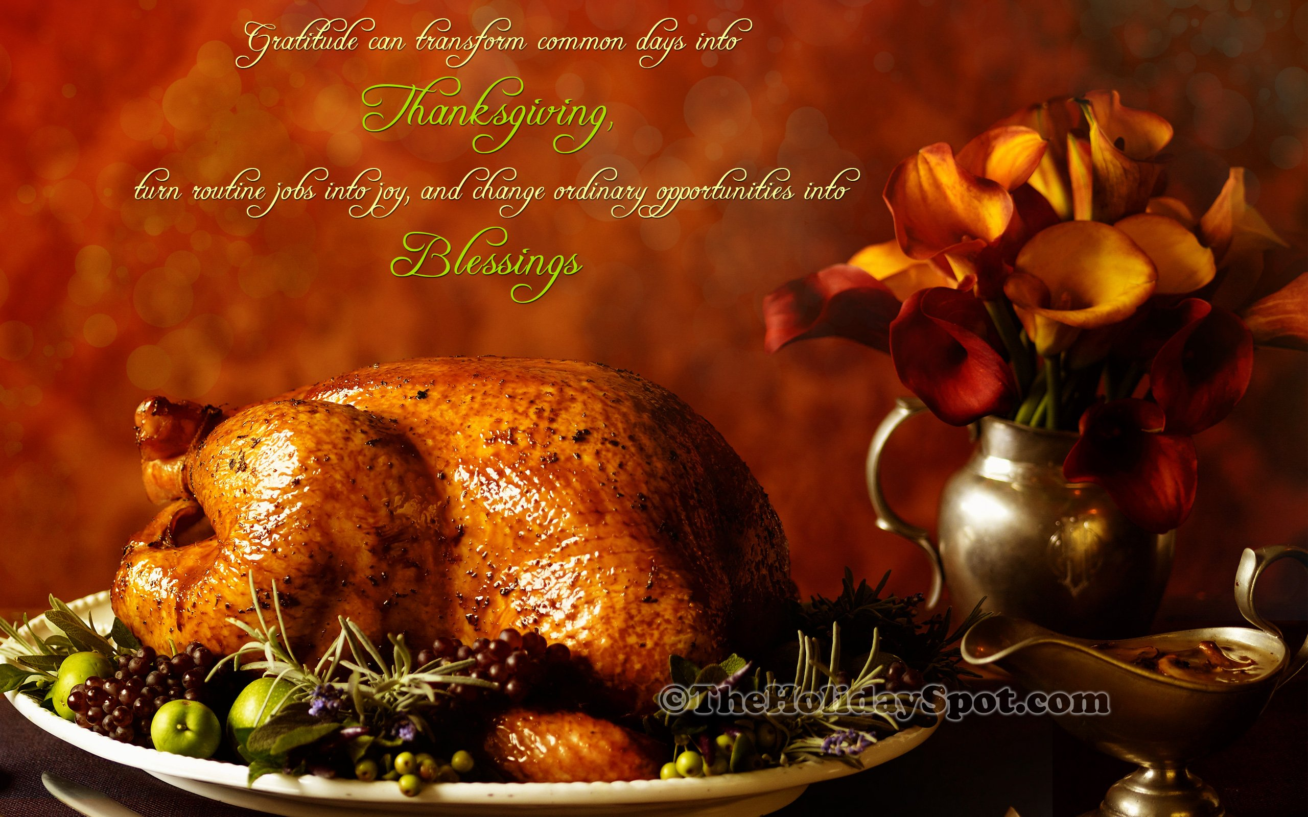 Thanksgiving Wallpapers HD Happy Thanksgiving Wallpaper Desktop 2560x1600
