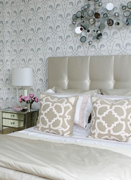 49 Metallic Wallpaper For Room On Wallpapersafari