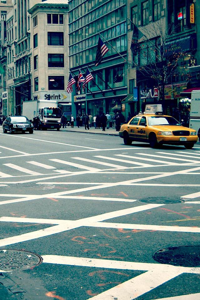 New York City Iphone Wallpaper Wallpapersafari