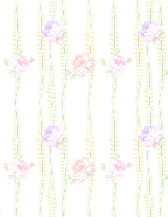 free flowers stationery printable flowers background 710x915