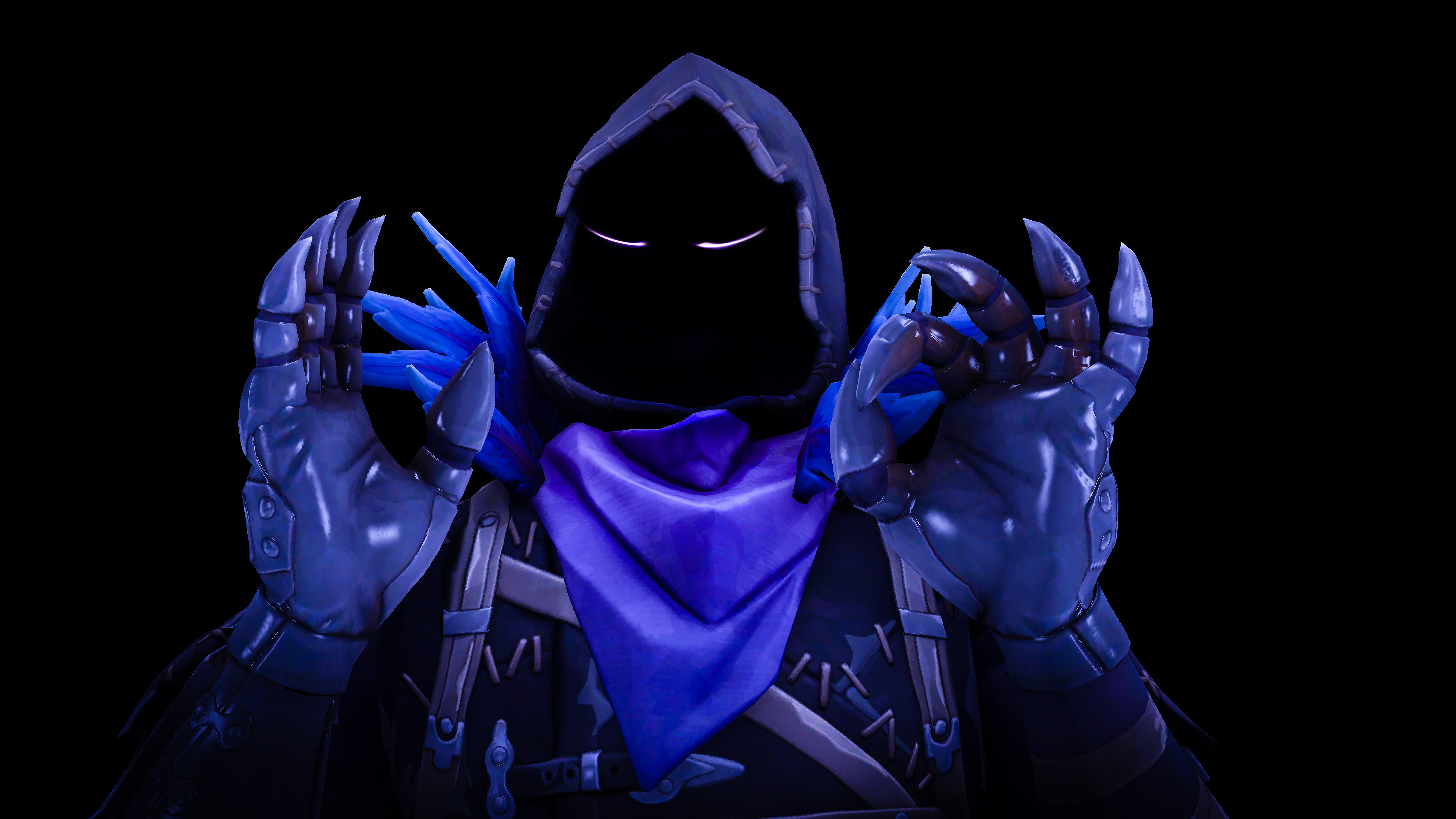 Fortnite Wallpaper 7K Battle Royale Raven 4062 Wallpapers and 7680x4320